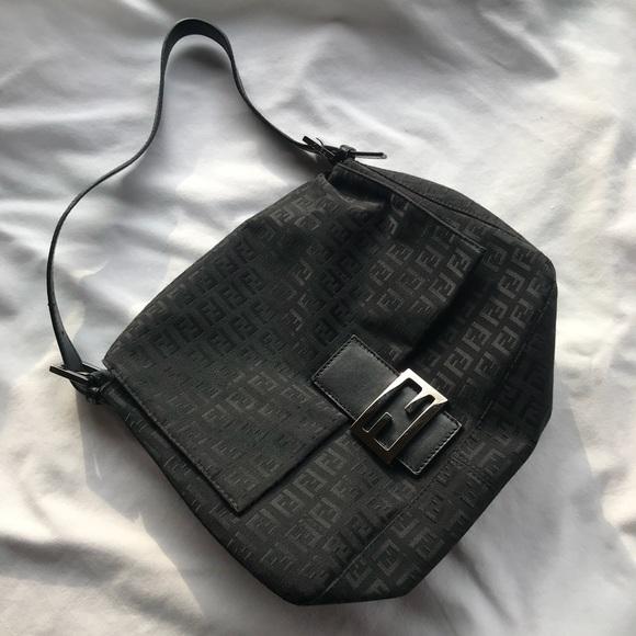 AUTHENTIC Fendi Mama Baguette Bag